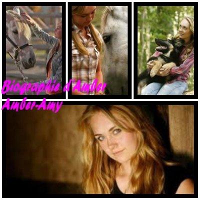 Biographie Amber Marshall ♥