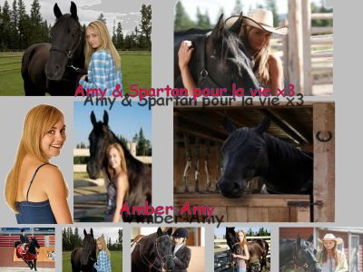 Montage d' Amber !! ♥♥♥