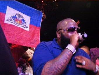 Rick ross rep Haiti