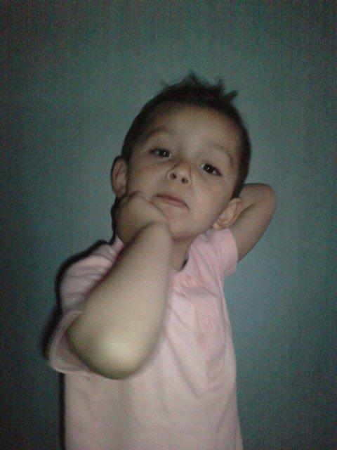 Mon neveu Sofiane <3