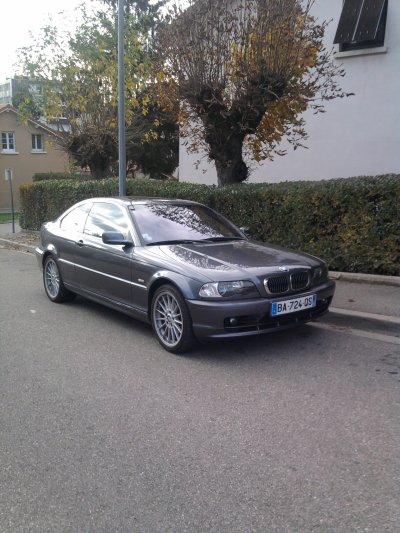 ma new bmw 323 ci