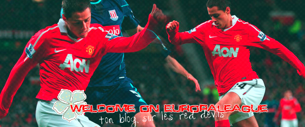 Europa League | Ton blog sur les red Devils