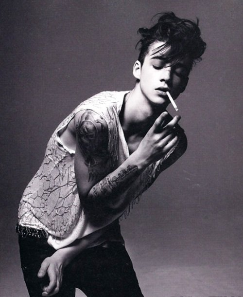 La perfection au masculin, Ashley Stymest.
