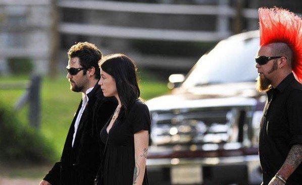 Ryan's funeral