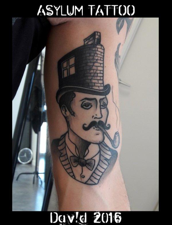 Asylum tattoo poitiers
