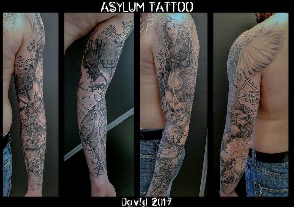 Tattoo Vicking