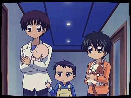 Famille Kazama ? Boys, Boys, Boys !