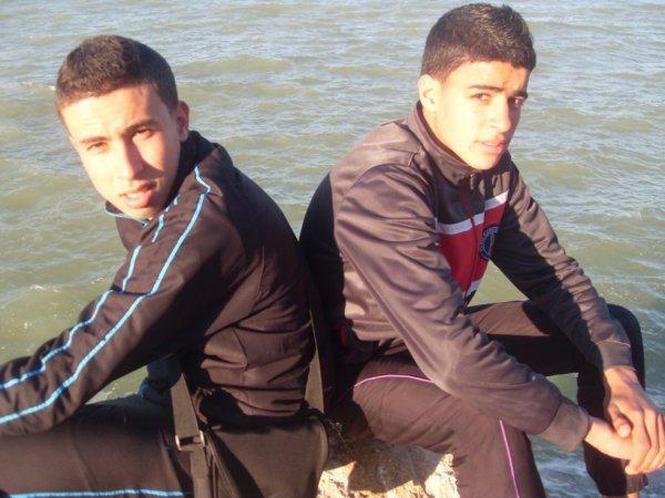 Moi et Farouk