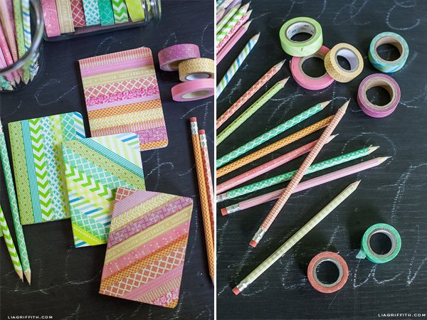 DIY + IDEE (back to school)