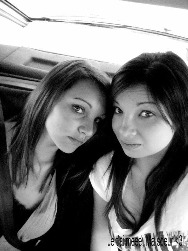 Moi et ma Sista
