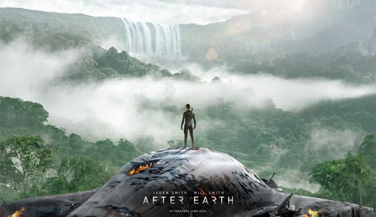Reviews et critique d'after earth (2013)