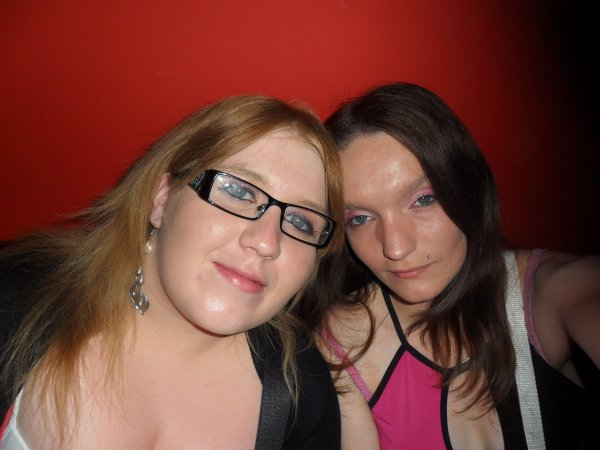 Ma cousine Aurélie et moi