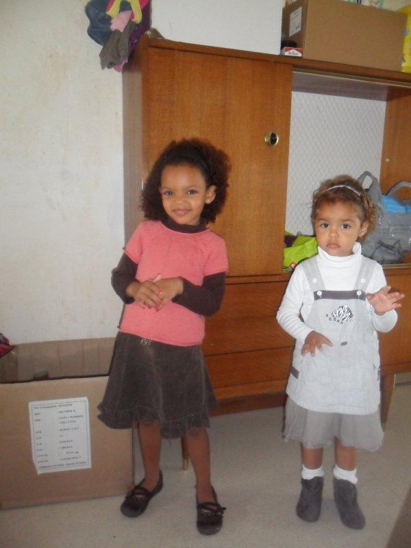 Soraya et Nawla