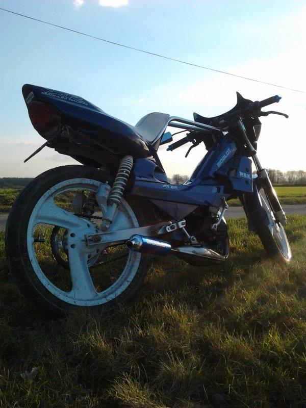 ma mbk 51 xr magnum racing