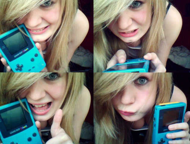 Vous avez un Iphone et moi j'ai un Game Boy Color !