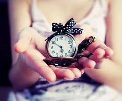 Le temps passe trop vite