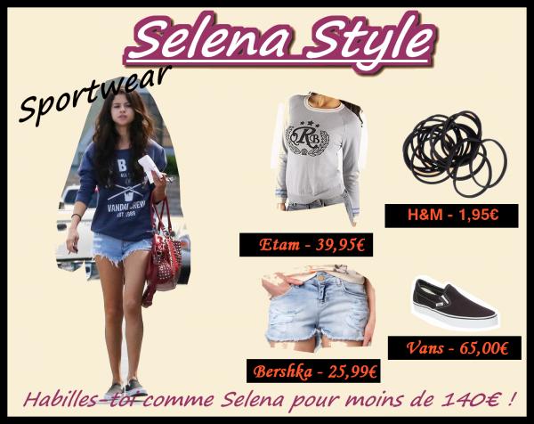 Selena dans Los Angeles 04/04/12