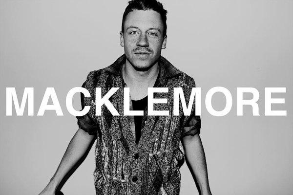 Macklemore *-*