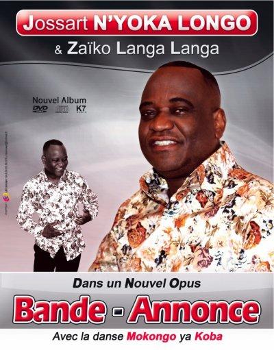 Affiche du nouvel album de zaiko.