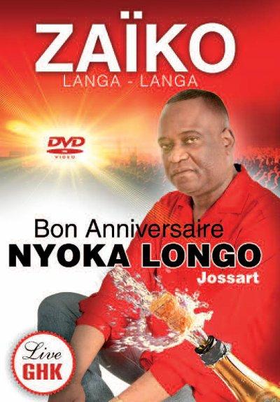 Zaiko Langa Langa signe avec la brassicole Bracongo.