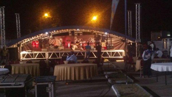 Les célébrations des 60 ans de Nyoka Longo Jossart