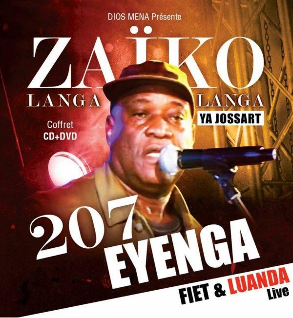Nouveau coffret cd/dvd de Zaiko sur le marché.