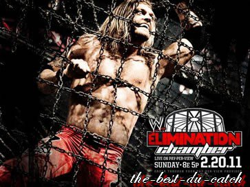 PPV -- Elimination Chamber -- de la fédé