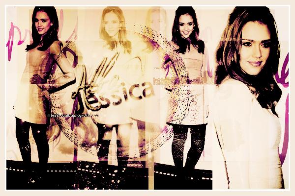 Ta nouvelle source sur l'actrice la plus talentueuse d'Hollywood, Jessica Marie Alba !