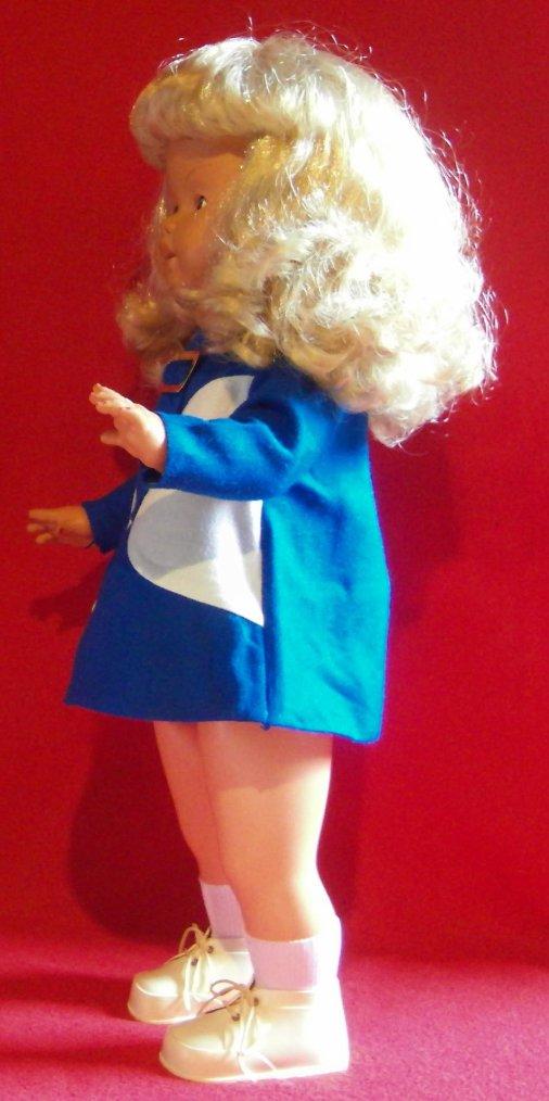 Voici ma deuxième poupée GéGé