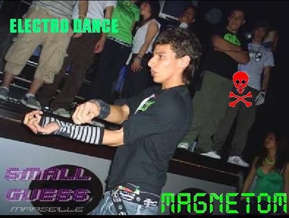 MAGNETOM---MARSEILLE---ELECTRO DANCE