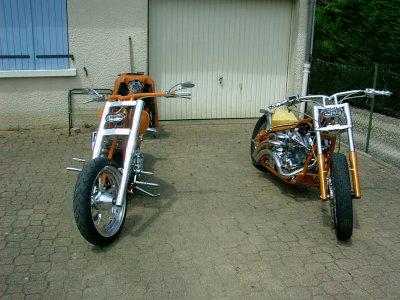 Deux frangines......