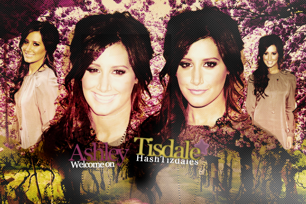 HASHTIZDALES.SKYROCK.COM  ♦ Ta source sur la sublime Ashley Michelle Tisdale