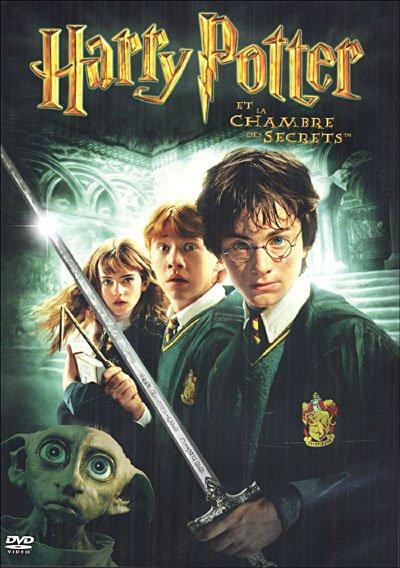 Harry-Potter et la chambre des secrets