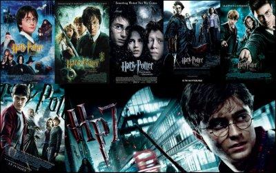 -Les films Harry Potter