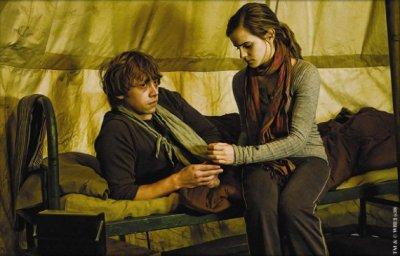 Fiction du couple Ron/Hermione <3 (Chapitre 4)