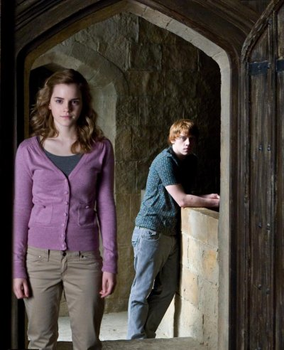 Fiction du couple Ron/Hermione <3 (Chapitre 10)