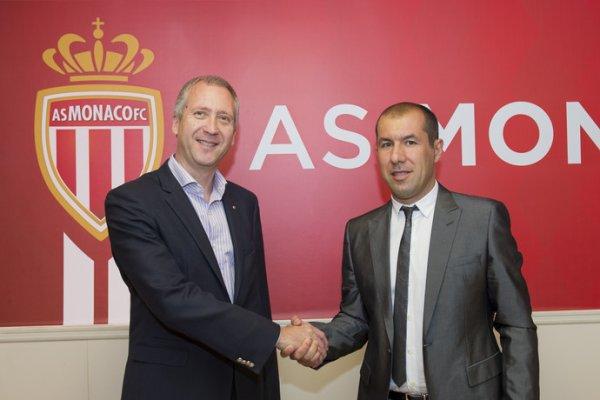 Monaco est désormais entraîné par Leonardo Jardim (Sporting CP)