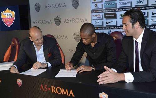 Seydou Keita (Valence) signe à l'AS Rome