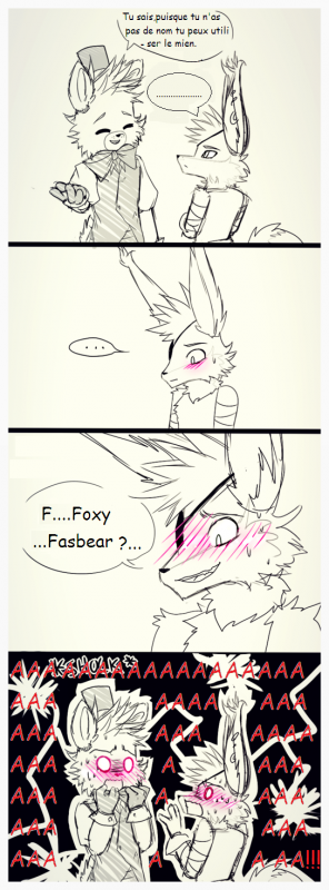 foxy freddy