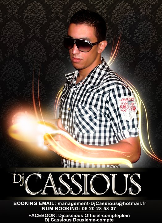 BOOKING DJ CASSIOUS