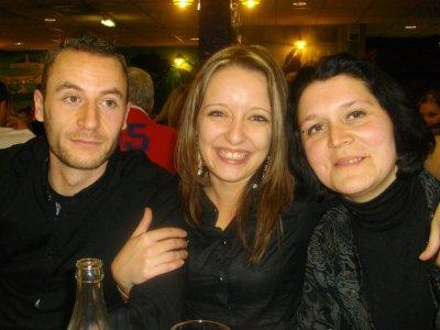 notre soirée au bowling a villeuneuve d'acq le 17 décembre