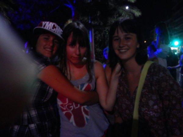 Cette été à la nuit des DJ