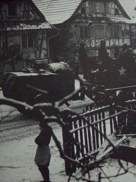 Mertzwiller 20 janvier 1945