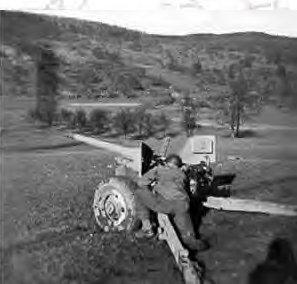 La libération de Mertzwiller en 1945