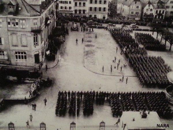Saverne 1945