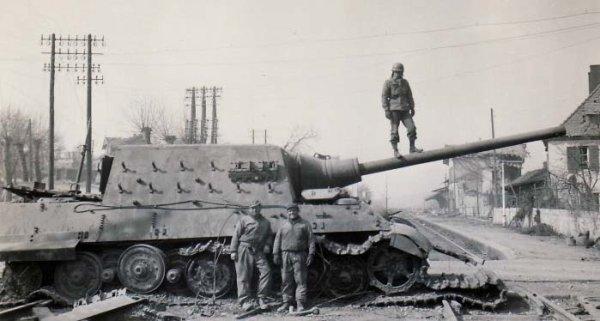 March 1945 in Soultz