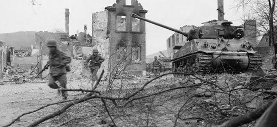 12th Armored Division's Lost Battalion at Herrlisheim