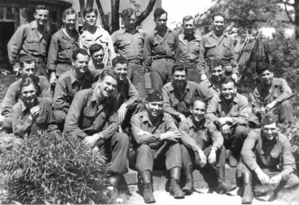 Souvenirs de la Seconde Guerre mondiale: Vern Staley