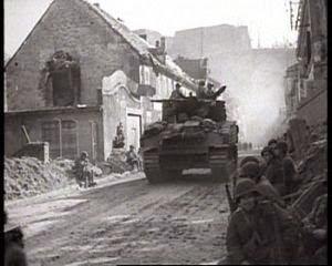 16 mars 1945. Bitche