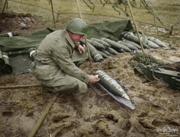 725ème bataillon d'artillerie de campagne